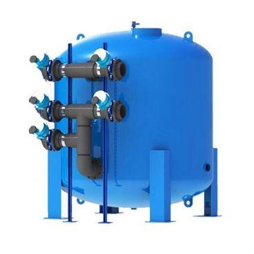 فیلتر شنی وکاربردآن درصنایع آب چیست